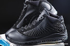 zlvii fake colorway black black 2 06 Fake LeBron VII
