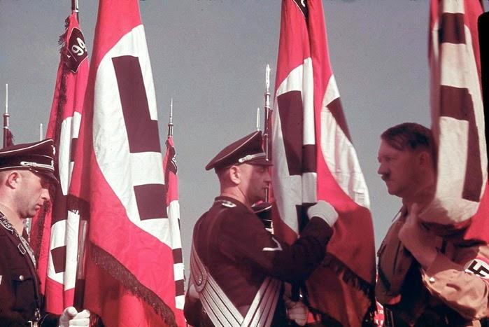 Nuremberg, 1938