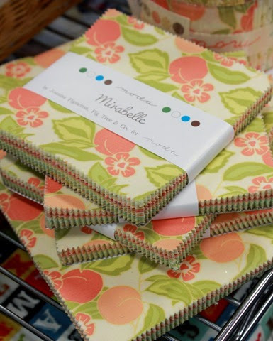 Mirabelle precuts available at The Fabric Mill