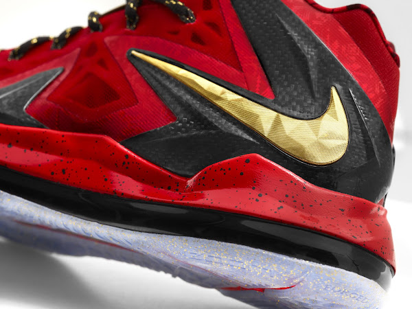 LeBron X Elite amp Low Championship Pack Coming Soon in Asia