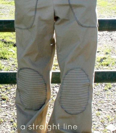parsley pants F