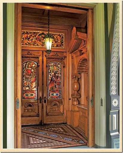 Old World Interior Design.