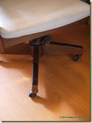 Vintage desk chair 3