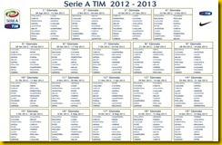 SERIE A 2012-13