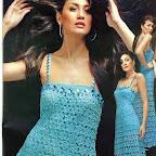 Vestidos crochet~