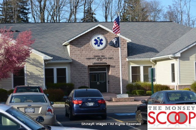 Armed Man Pulled From Car In Standoff At Spring Hill Amb. Headquarters - DSC_0257.JPG