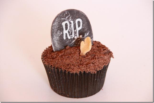 halloween cupcakes creepy gravstøtte IMG_6999