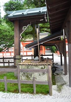 Glória Ishizaka - Shimogamo Shrine - Kyoto - 5