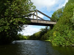 A bridge, Drayton