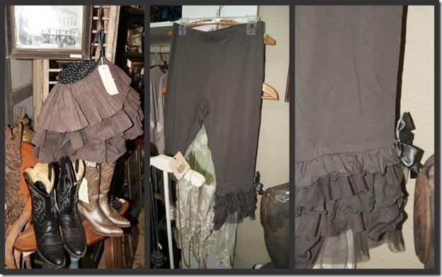 Pantaloons collage
