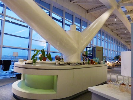 Flying Blue: Business lounge Bucuresti