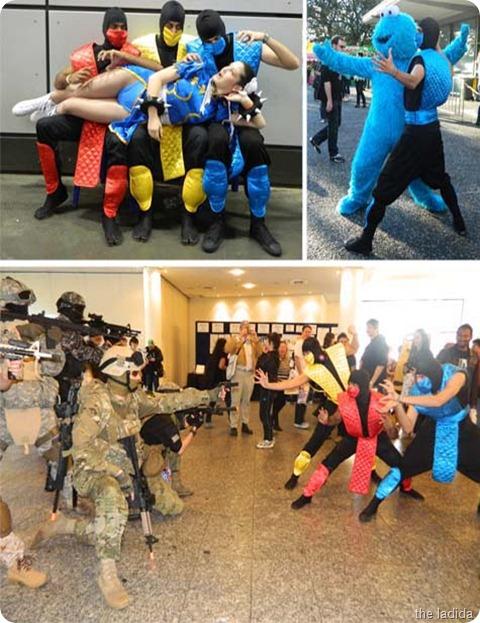 Mortal Kombat Scorpions