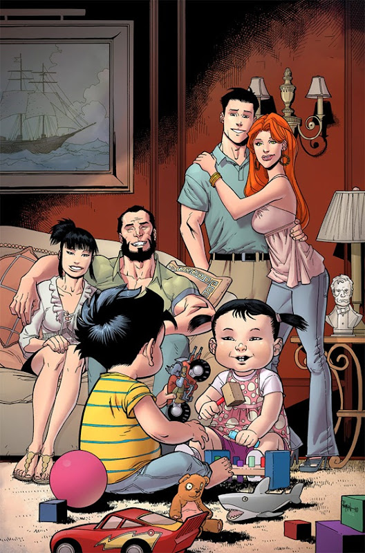 Invincible and Friends