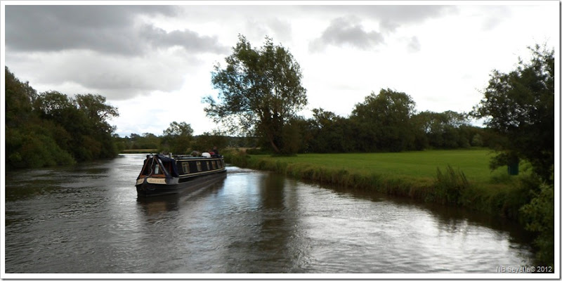 SAM_1579 Leaving Bablock Hythe