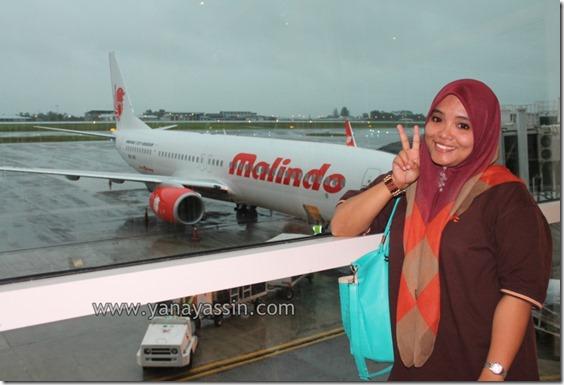 Sarawak Malindo Air206