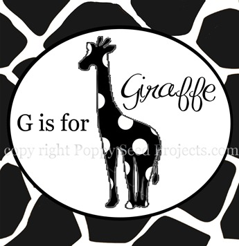 Giraffe with Giraffe Patter copy copy