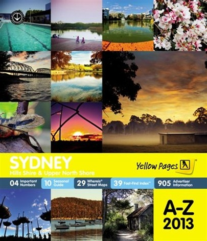 Hills Shire & Upper North Shore Yellow Pages