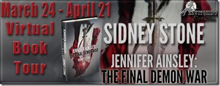 Jennifer Ainsley-The Final Demon War Banner 450 x 169