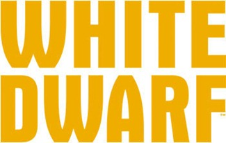 White Dwarf Header