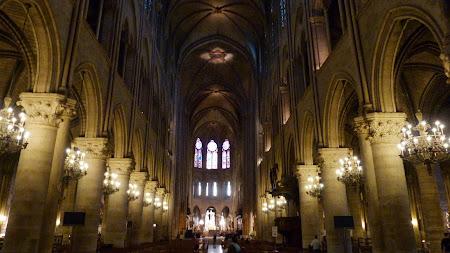 Obiective turistice Paris:  Notre Dame