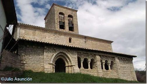 Iglesia de San Esteban de Eusa - Valle de Ezkabarte