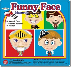 magnetic funny face farm boy in a tin box puzzlestoys 350