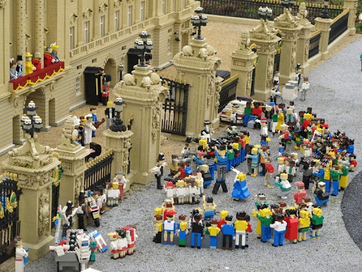 newsinlego2 April 2011 The Royal wedding