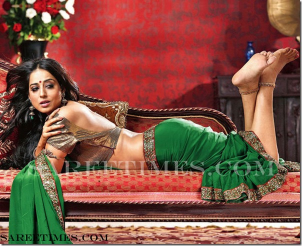 Mahie-Gill_Designer_Saree