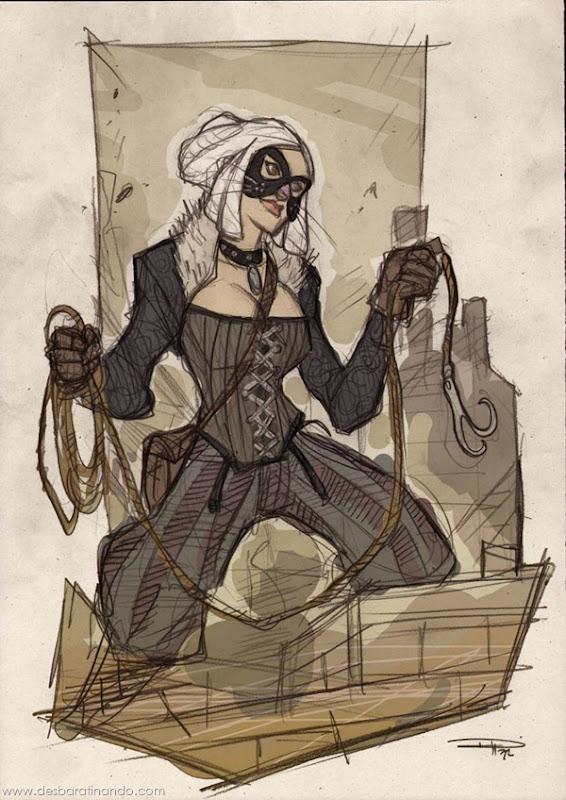 personagens-steampunk-DenisM79-desenhos-desbaratinando (4)