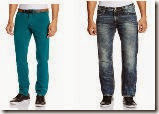 Amazon: Flat 50% OFF on Lee, Pepe Jeans, Jack & Jones, John Players Jeans & Trousers