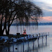 Grosse Ile, Michigan: Holiday Lights on East River