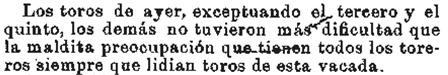 Miuras El Toreo 30 de mayo de 1920