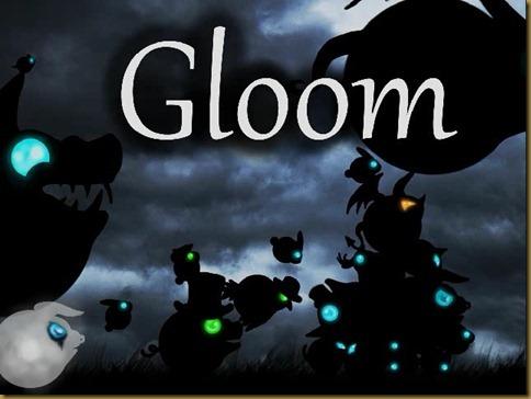Gloom タイトル
