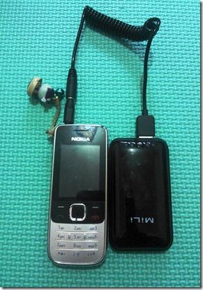 MiLi Charging Nokia