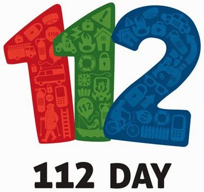 112 día