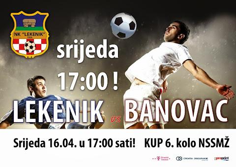 Post image for Najava kup utakmice