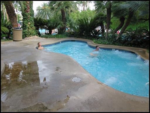 Vakantie amerika 2013 - Zwembad entourage ...