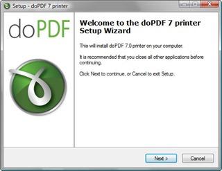 Free doPDF 7 Download