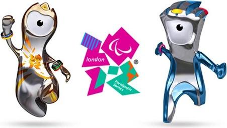 Mascotas Londres 2012