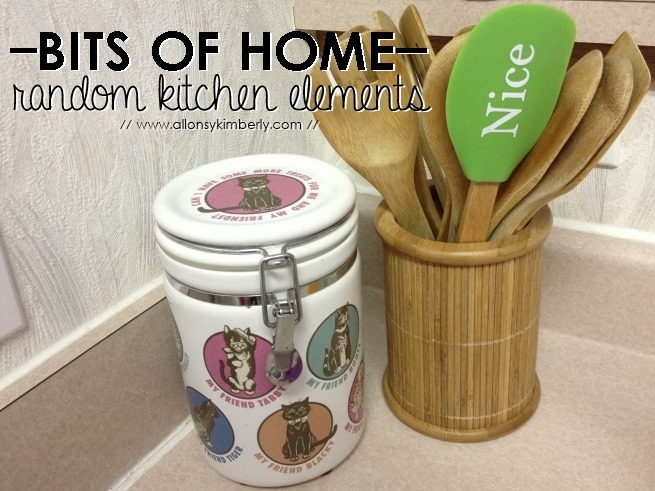 Bits of Home: Random Kitchen Elements | allonsykimberly.com