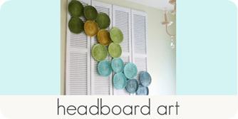 headboard art
