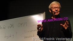DSC02549.JPG Professor filosofi Stockholms Universitet Torbjörn Tännsjö med amorism