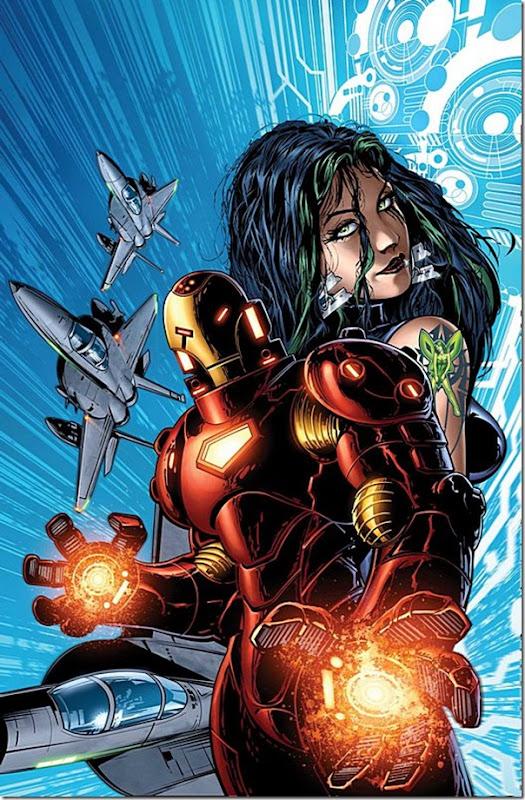 Iron man ,Anthony Edward ,Tony Stark (126)