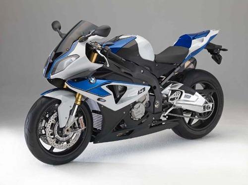 BMW S1000RR HP4 supersport