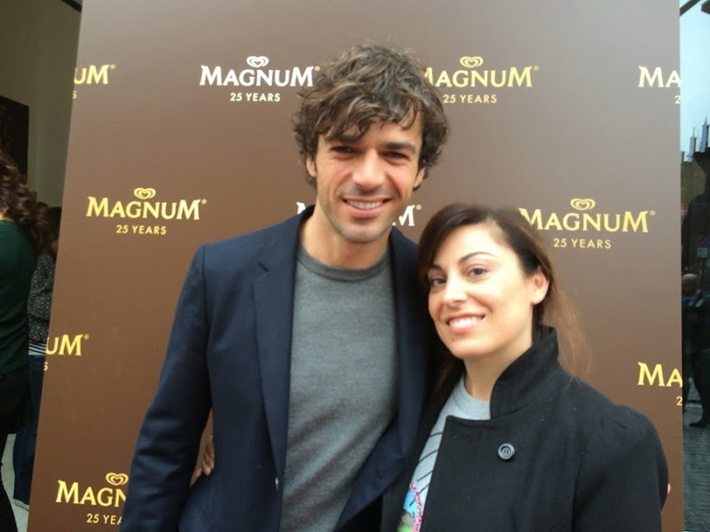 EVENTS: Magnum 25 years con Luca Argentero