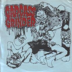 Carcass_Grinder_&_Violent_Headache_Split_7''_carcass_grinder_front