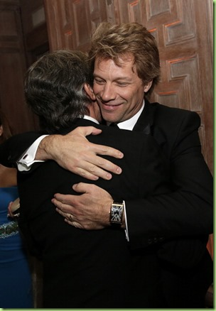 geraldo and jon bon jovi