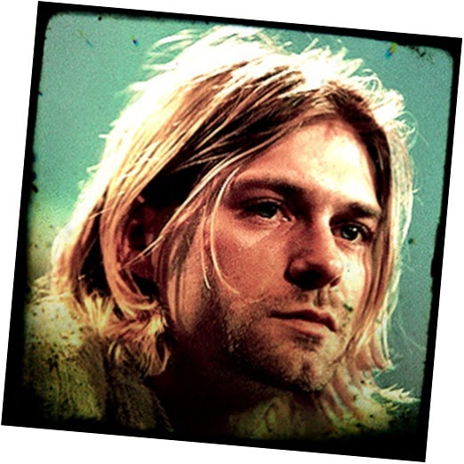 Kurt Cobain - died twenty years ago