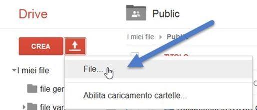 caricare-documenti.google-drive