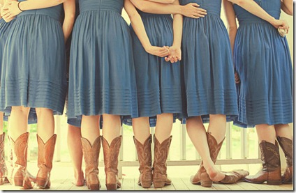 bridesmaid-cowboy-boots